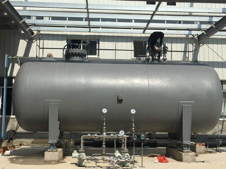 Ⅲ类压力容器安装