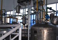 燃油锅炉管道、阀门及压力表的安装