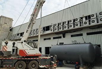 海信(广东)空调有限公司安装工程