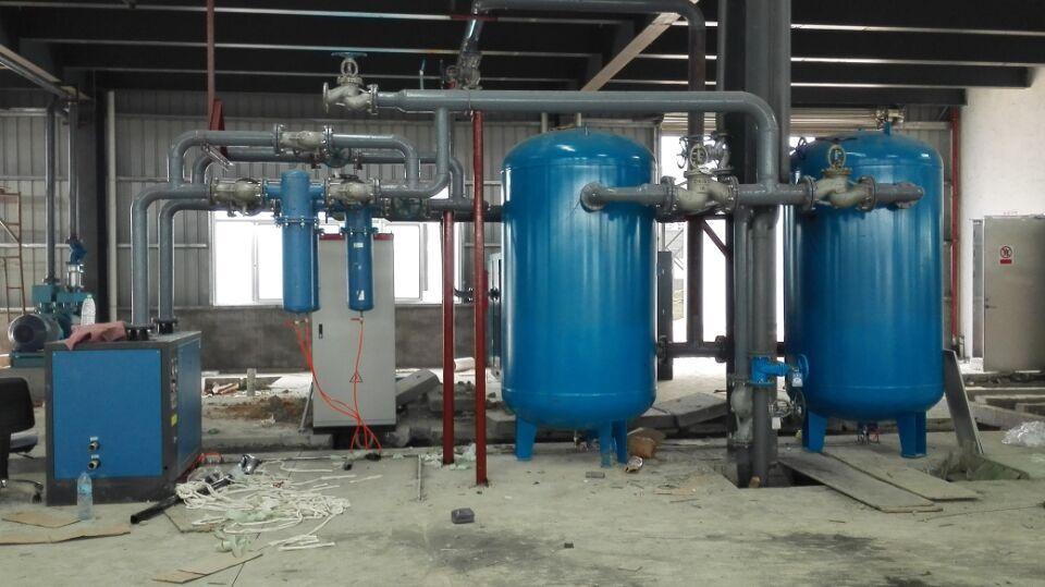 新兴先丰不锈钢管道及容器安装项目工程
