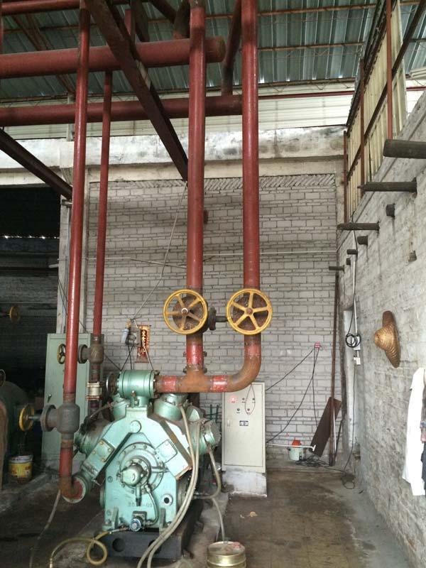 氨气制冷工程