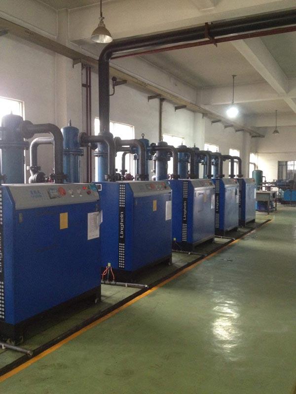 空压机设备安装工程